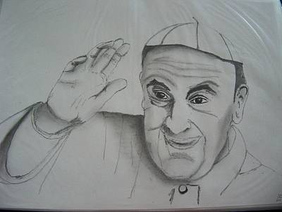 Papa Francisco Poster