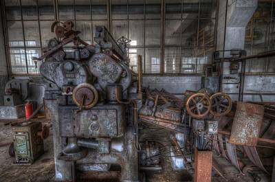 Paper Mill Poster