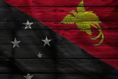 Papua New Guinea Poster