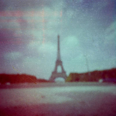 Paris Poster by Alex Conu