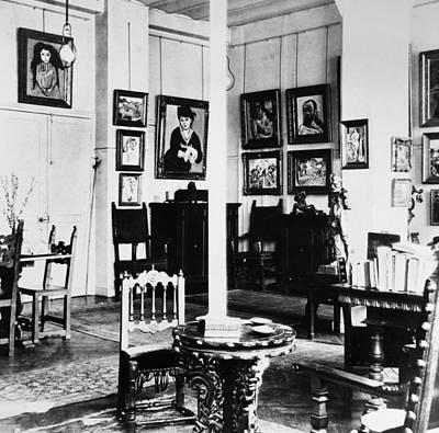 Paris Art Collection, 1908 Poster