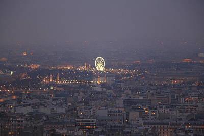 Paris France - Eiffel Tower - 011321 Poster by DC Photographer
