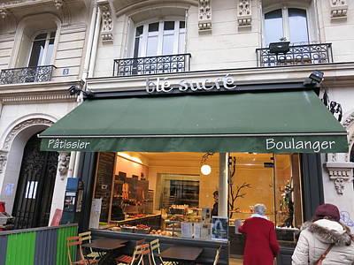 Paris France - Pastries - 1212247 Poster