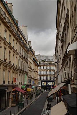 Paris France - Street Scenes - 0113124 Poster by DC Photographer
