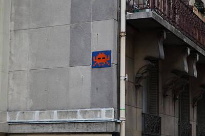 Paris France - Street Scenes - 0113128 Poster by DC Photographer