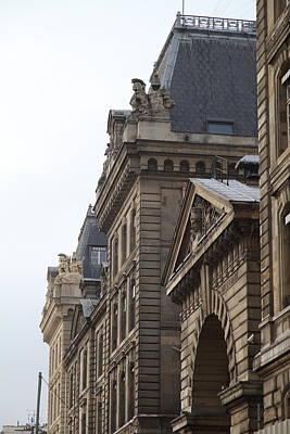 Paris France - Street Scenes - 011365 Poster by DC Photographer