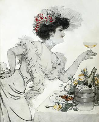 Paris Holiday  1904 Poster