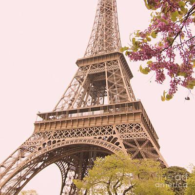 Paris In The Springtime Poster by Heidi Hermes