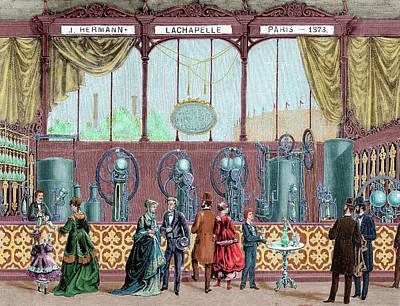 Paris Universal Exhibition (1878 Poster by Prisma Archivo