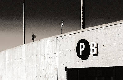 Poster featuring the photograph Parking B by Arkady Kunysz