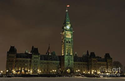 Parliament Hill Poster