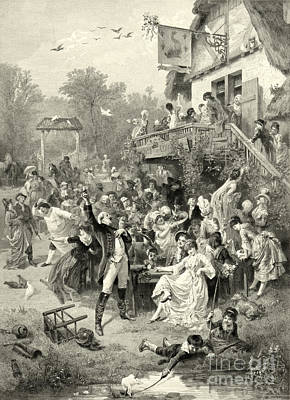 Party Time 1878 Poster