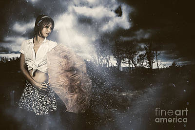 Passing Storm Poster by Jorgo Photography - Wall Art Gallery