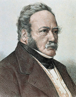 Paul De Kock (pasey, 1794-paris, 1871 Poster by Prisma Archivo
