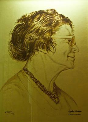 Paula Ben-gurion Poster