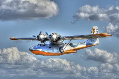 Pby 2 Poster by Jeff Cook