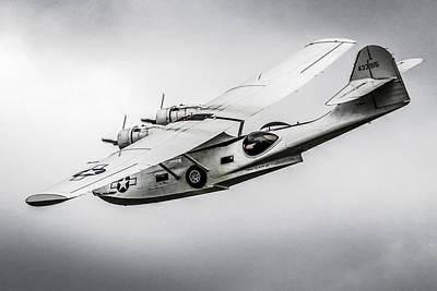 Pby-5a Sub Hunter Poster