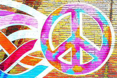 Peace Out Poster