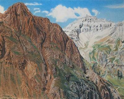 Peaks Of Ouray Poster