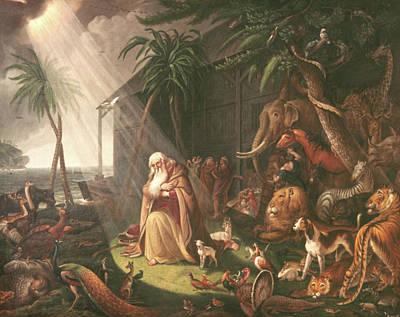 Peale Noah's Ark Poster by Granger