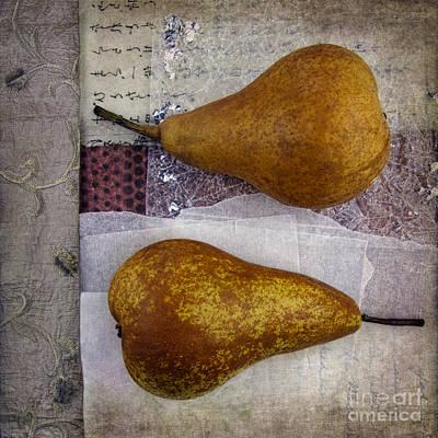 Pear Pair Poster