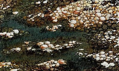 Pebbles Poster by Anastasiya Malakhova