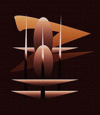Penman Original  Poster by Andrew Penman