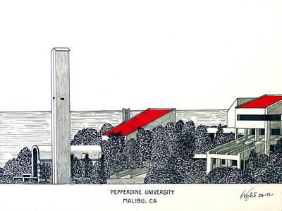 Pepperdine University Poster