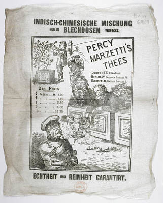 Percy Marzetti's Thees Poster by British Library