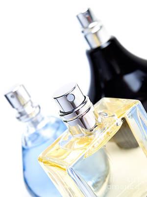 Perfumes Poster by Sinisa Botas