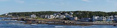 Perkins Cove In Ogunquit Maine   Poster