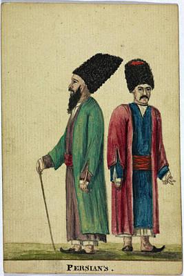 Persian's Poster