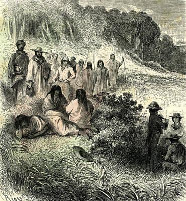 Peru 1869 Poster