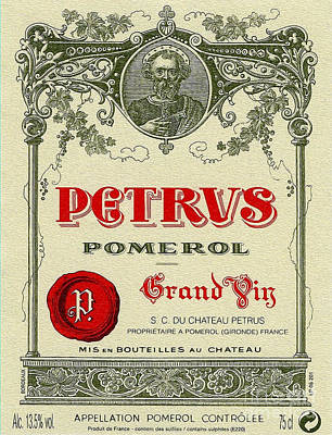 Perus Label Poster