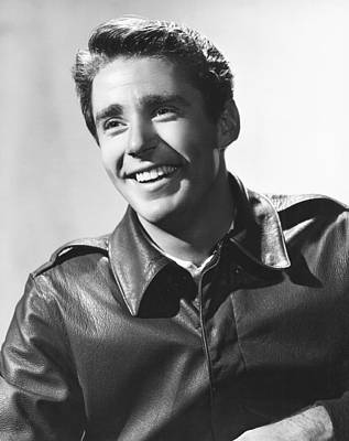 Peter Lawford, Mgm Portrait By Clarence Poster