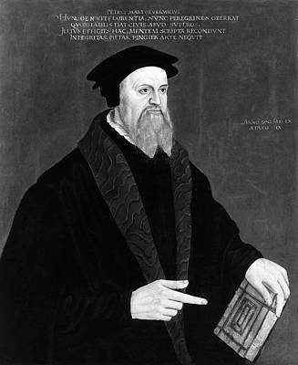 Peter Martyr (1500-1562) Poster