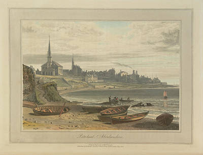 Peterhead In Aberdeenshire Poster by British Library