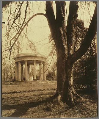 Petit Trianon The Temple Of Love, Petit Trianon Eugène Poster by Litz Collection