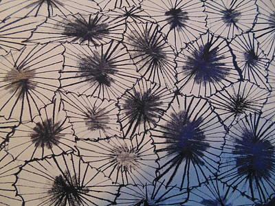 Petoskey Pattern Drawing Poster by Dotti Hannum