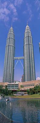 Petronas Twin Towers, Kuala Lumpur Poster by Panoramic Images