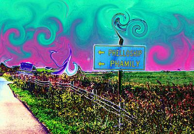 Phellowship And Phamily Poster