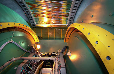 Phenix Detector At Rhic Poster by Brookhaven National Laboratory