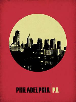 Philadelphia Circle Poster 2 Poster