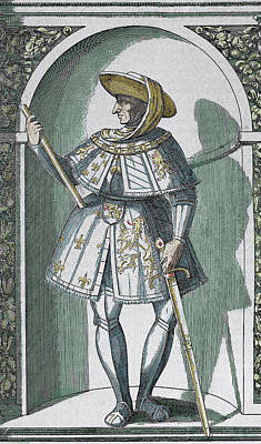 Philip IIi 'the Good' (dijon, 1396 Poster
