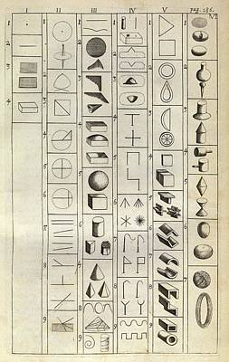 Philosophical Symbology Poster by Middle Temple Library