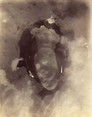 Photograph Of A Thought, C. 1894 Poster
