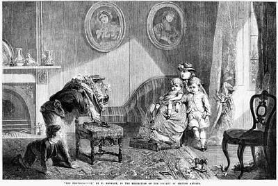 Photographer, 1864 Poster by Granger