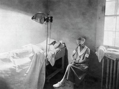Phototherapy Treatment Poster by National Library Of Medicine