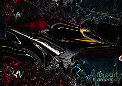 Piano Sound Poster