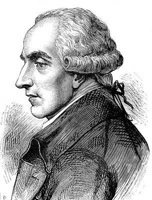 Pierre Laplace Poster